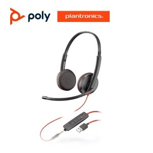 [플랜트로닉스] Plantronics Blackwire C3225 (USB-A)